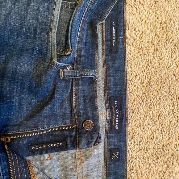Men's Lucky jeans